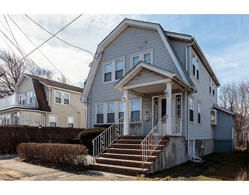 Single Family Home for Sale at 92 Ballou Street 92 Ballou Street Milton, Massachusetts 02186 United States