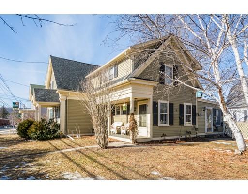 独户住宅 为 销售 在 2230 Main Street Warren, 01092 美国