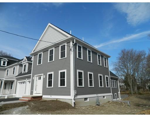 Condominium for Sale at 82 Pleasant 82 Pleasant Medfield, Massachusetts 02052 United States