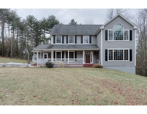 House for Sale at 198 Town Farm Road 198 Town Farm Road Monson, Massachusetts 01057 United States