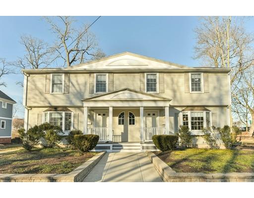 Maison accolée pour l à louer à 23 Elmwood Street #TH 23 Elmwood Street #TH Newton, Massachusetts 02458 États-Unis