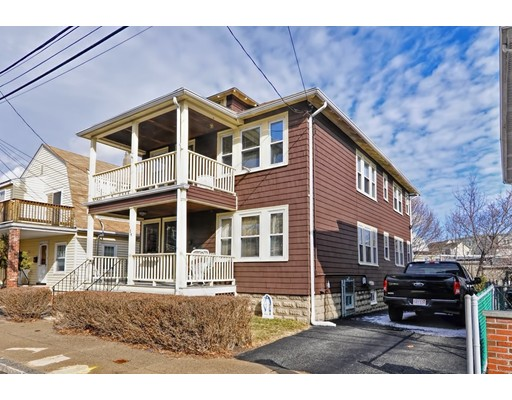 Multi-Family Home for Sale at 109 Boston Avenue 109 Boston Avenue Somerville, Massachusetts 02144 United States