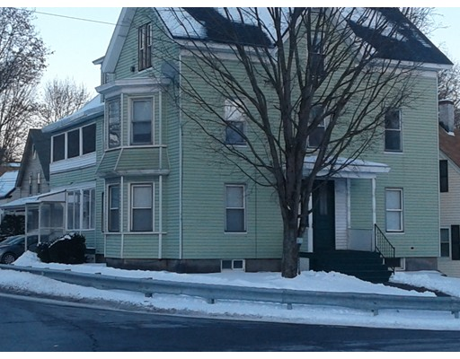 Single Family Home for Rent at 120 Pleasant Street Leominster, 01453 United States