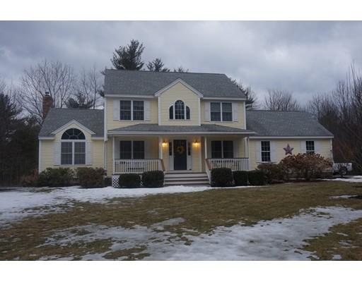 Maison unifamiliale pour l Vente à 144 Willis Road 144 Willis Road Gardner, Massachusetts 01440 États-Unis