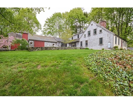 Single Family Home for Sale at 22 Grove Street 22 Grove Street Sandwich, Massachusetts 02563 United States