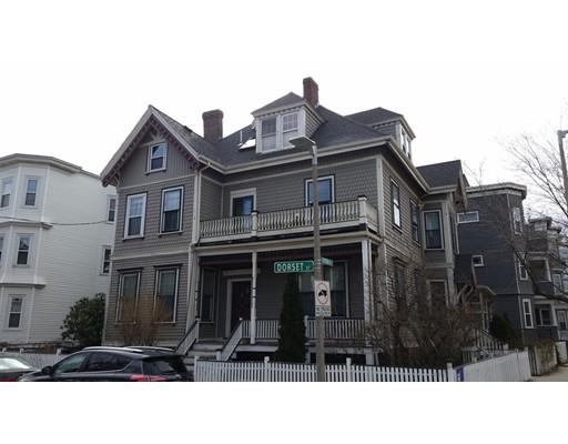 Квартира для того Аренда на 58 Dorset St #2 58 Dorset St #2 Boston, Массачусетс 02125 Соединенные Штаты