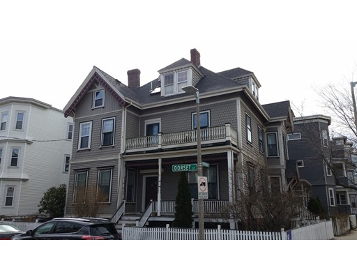 شقة للـ Rent في 58 Dorset St #2 58 Dorset St #2 Boston, Massachusetts 02125 United States