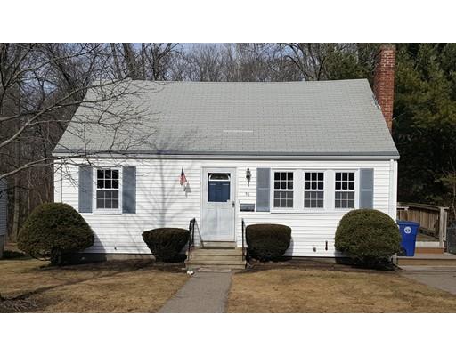Частный односемейный дом для того Продажа на 36 Peach Street 36 Peach Street Braintree, Массачусетс 02184 Соединенные Штаты