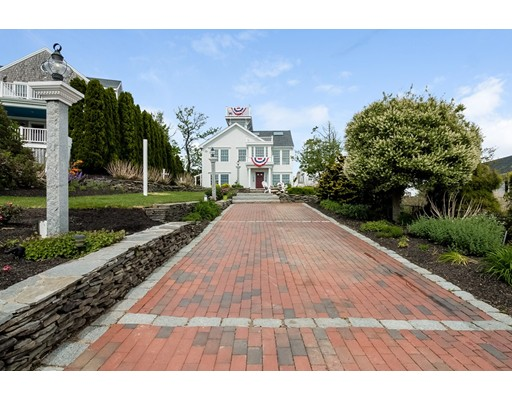 Single Family Home for Sale at 328 Central Avenue 328 Central Avenue Scituate, Massachusetts 02066 United States