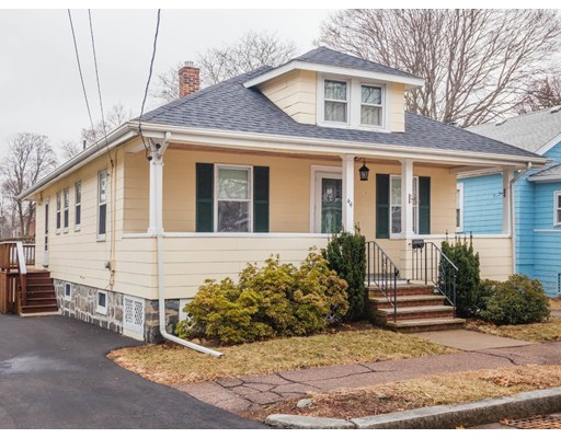 Single Family Home for Sale at 44 Streeterling Street 44 Streeterling Street Quincy, Massachusetts 02171 United States