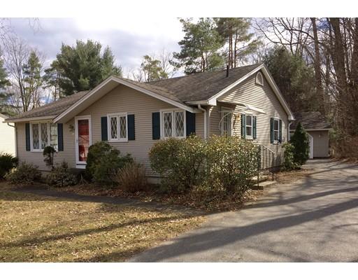 独户住宅 为 销售 在 21 Terrace Lane 21 Terrace Lane Northampton, 马萨诸塞州 01060 美国