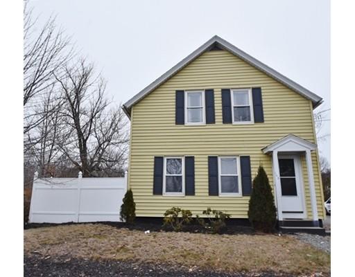 独户住宅 为 销售 在 168 Nashua Street Leominster, 01453 美国