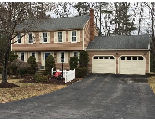 Maison unifamiliale pour l Vente à 53 Westcott Road 53 Westcott Road Hopedale, Massachusetts 01747 États-Unis
