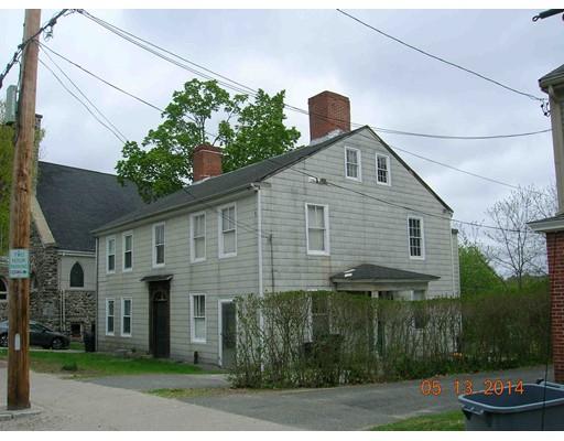 Multi-Family Home for Sale at 124 Main Street 124 Main Street Amesbury, Massachusetts 01913 United States