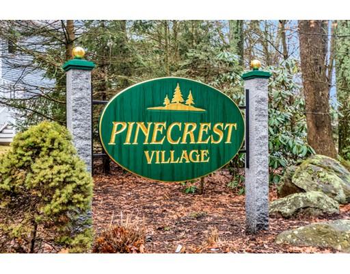 Condominium for Sale at 50 Pinecrest Village 50 Pinecrest Village Hopkinton, Massachusetts 01748 United States