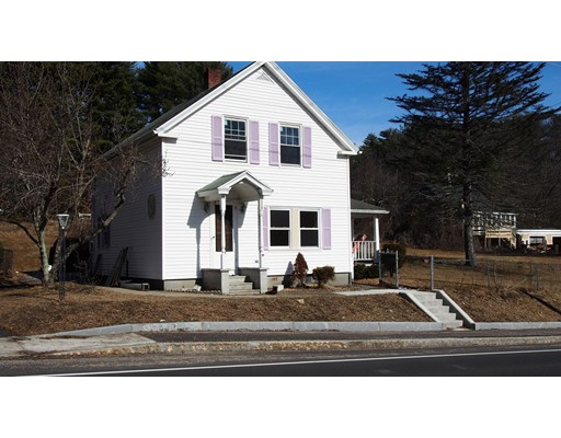 Single Family Home for Sale at 19 Depot Street 19 Depot Street Belchertown, Massachusetts 01007 United States
