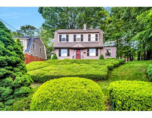 Maison unifamiliale pour l à louer à 18 Rockland Place 18 Rockland Place Newton, Massachusetts 02464 États-Unis