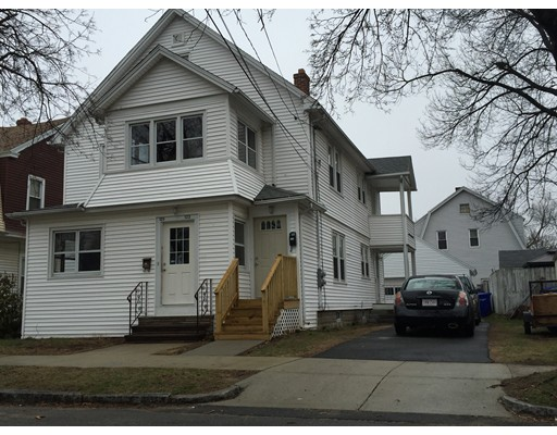 Single Family Home for Rent at 122 Larkspur Street Springfield, 01108 United States