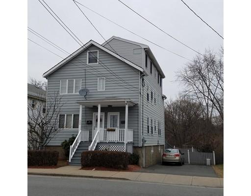 Многосемейный дом для того Продажа на 448 Central Street 448 Central Street Saugus, Массачусетс 01906 Соединенные Штаты
