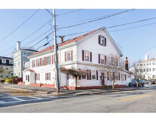 Многосемейный дом для того Продажа на 229 Merrimac Street 229 Merrimac Street Newburyport, Массачусетс 01950 Соединенные Штаты