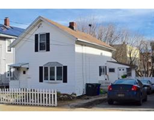 Multi-Family Home for Sale at 35 Moreland Street 35 Moreland Street Somerville, Massachusetts 02145 United States