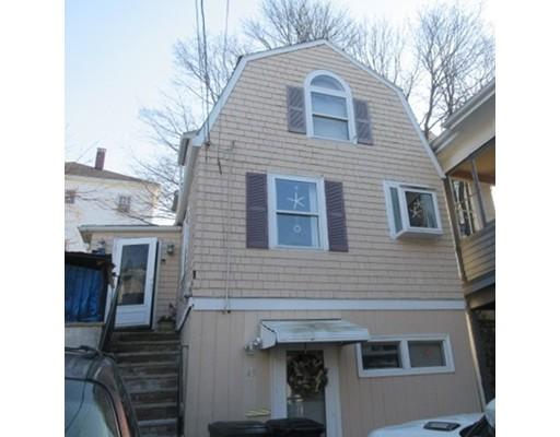 Single Family Home for Sale at 43 New Ocean Street 43 New Ocean Street Swampscott, Massachusetts 01907 United States