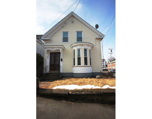 Single Family Home for Sale at 77 Mount Washington Street 77 Mount Washington Street Lowell, Massachusetts 01854 United States