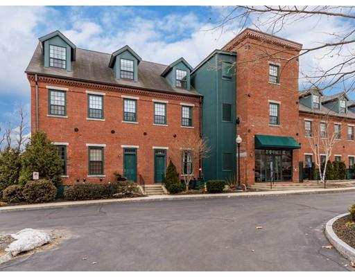 Condominium for Sale at 25 Pond Street 25 Pond Street Amesbury, Massachusetts 01913 United States