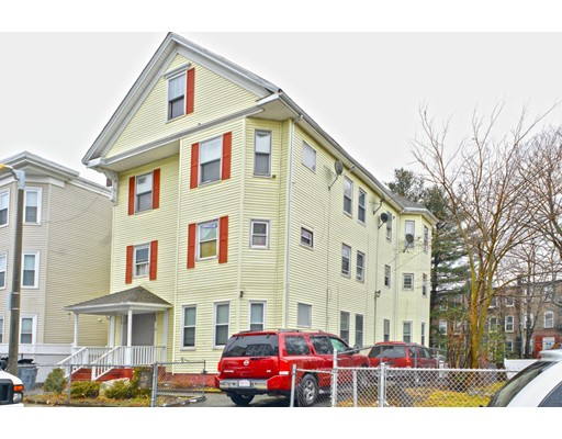 Multi-Family Home for Sale at 66 Clarkson Street 66 Clarkson Street Boston, Massachusetts 02125 United States