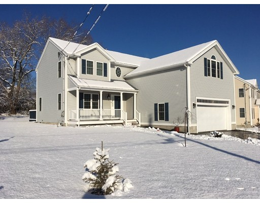 Single Family Home for Sale at 6 T J Mullaney Drive 6 T J Mullaney Drive Randolph, Massachusetts 02368 United States