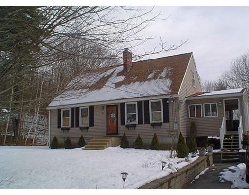 Casa Unifamiliar por un Venta en 14 Hardy Road 14 Hardy Road Ashburnham, Massachusetts 01430 Estados Unidos