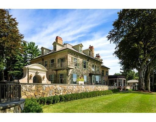 Частный односемейный дом для того Продажа на 59 Walnut Road 59 Walnut Road Wenham, Массачусетс 01984 Соединенные Штаты