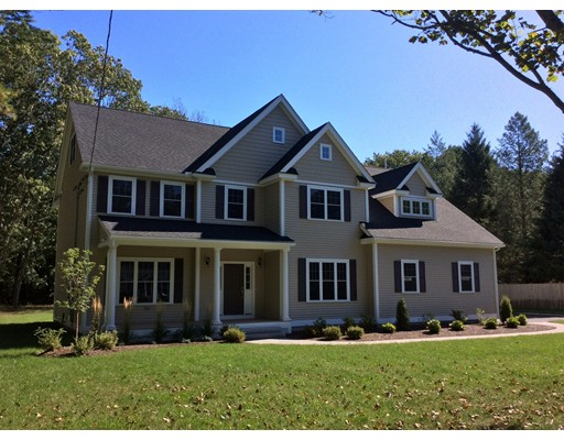 Частный односемейный дом для того Продажа на 12 Maybury Road 12 Maybury Road Sudbury, Массачусетс 01776 Соединенные Штаты