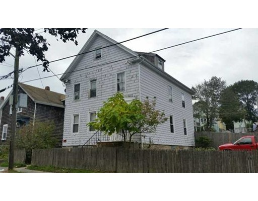 Multi-Family Home for Sale at 69 Myrtle Street 69 Myrtle Street New Bedford, Massachusetts 02740 United States
