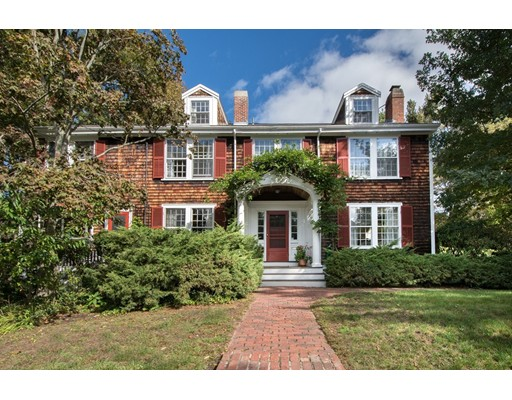 Single Family Home for Sale at 53 Fearing Road 53 Fearing Road Hingham, Massachusetts 02043 United States