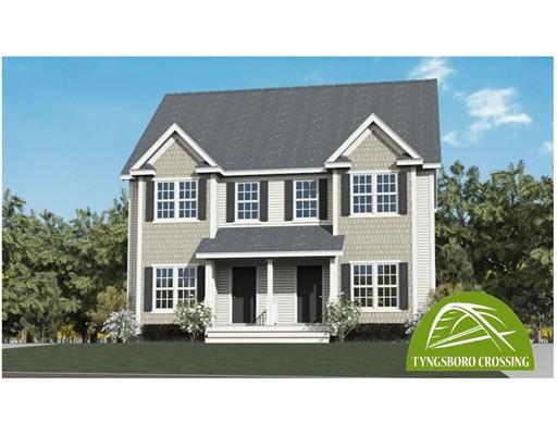 Appartement en copropriété pour l Vente à 9 Caroline Way 9 Caroline Way Tyngsborough, Massachusetts 01879 États-Unis