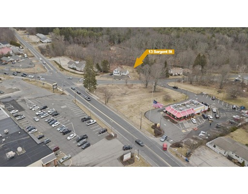 Multi-Family Home for Sale at 13 Sargent 13 Sargent Belchertown, Massachusetts 01007 United States