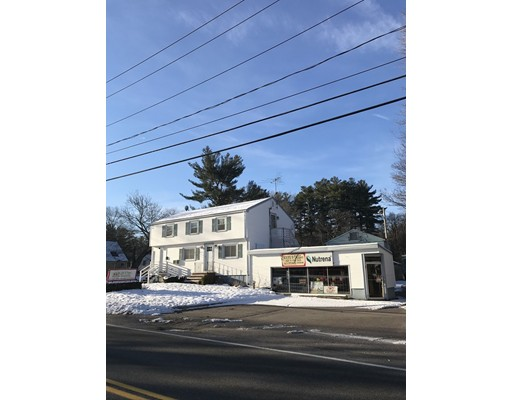 Commercial for Sale at 126 Pleasant Street 126 Pleasant Street East Bridgewater, Massachusetts 02333 United States