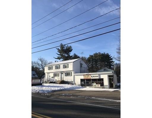 Kommersiell för Försäljning vid 126 Pleasant Street 126 Pleasant Street East Bridgewater, Massachusetts 02333 Usa