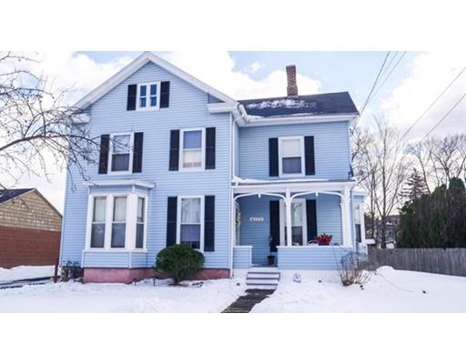 Apartamento por un Alquiler en 17 High Street #2 17 High Street #2 Chicopee, Massachusetts 01020 Estados Unidos