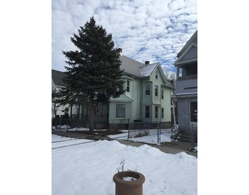 Casa Multifamiliar por un Venta en 43 Jefferson Avenue Springfield, Massachusetts 01107 Estados Unidos