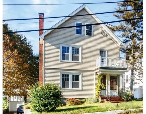 Maison avec plusieurs logements pour l Vente à 221 Newtonville Avenue 221 Newtonville Avenue Newton, Massachusetts 02458 États-Unis