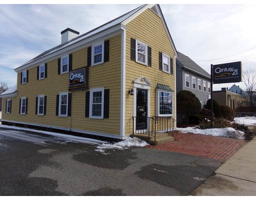 Commercial for Rent at 402 Main Street 402 Main Street Wilmington, Massachusetts 01887 United States