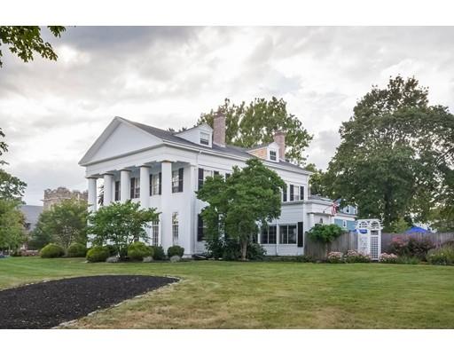 واحد منزل الأسرة للـ Sale في 216 Elm Street 216 Elm Street Braintree, Massachusetts 02184 United States