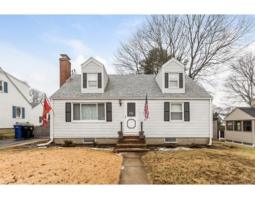 Single Family Home for Sale at 10 Linden Avenue 10 Linden Avenue Salem, Massachusetts 01970 United States