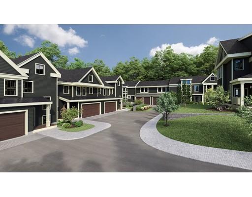 Appartement en copropriété pour l Vente à 377 Langley Road #3 377 Langley Road #3 Newton, Massachusetts 02459 États-Unis