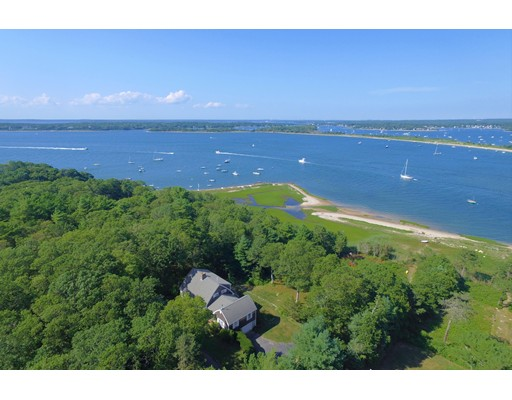 Single Family Home for Sale at 414 Scraggy Neck Road 414 Scraggy Neck Road Bourne, Massachusetts 02534 United States