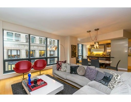 Condominium for Sale at 45 Province Street 45 Province Street Boston, Massachusetts 02108 United States