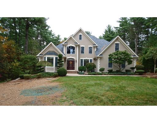 Casa Unifamiliar por un Venta en 10 Paula Lane 10 Paula Lane Foxboro, Massachusetts 02035 Estados Unidos