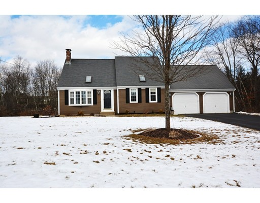 Single Family Home for Sale at 17 Jody Way 17 Jody Way Attleboro, Massachusetts 02703 United States